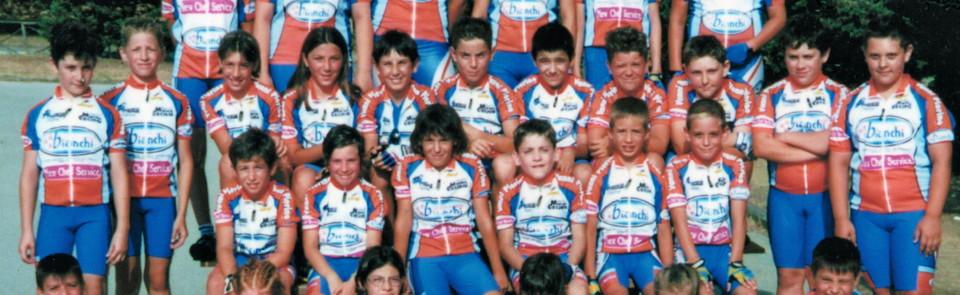Società Campione Regionale Cat. Giovanissimi Anno 2001